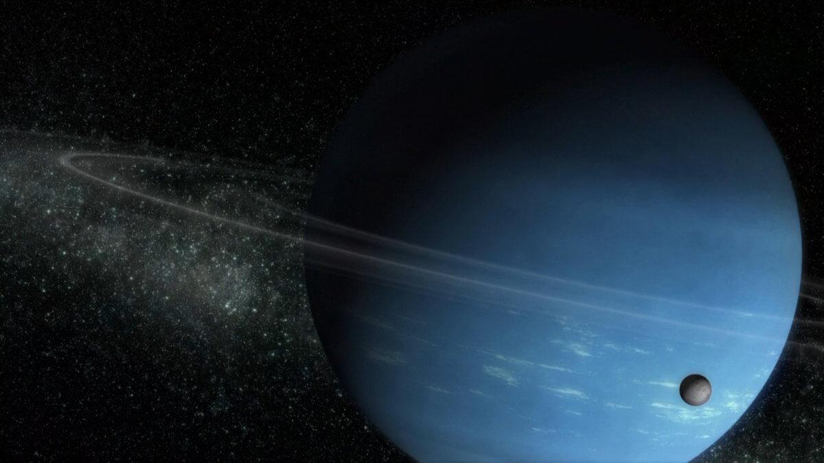 Что мы знаем о спутниках Урана?