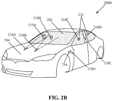 Tesla хочет использовать лазеры вместо автомобильных дворников