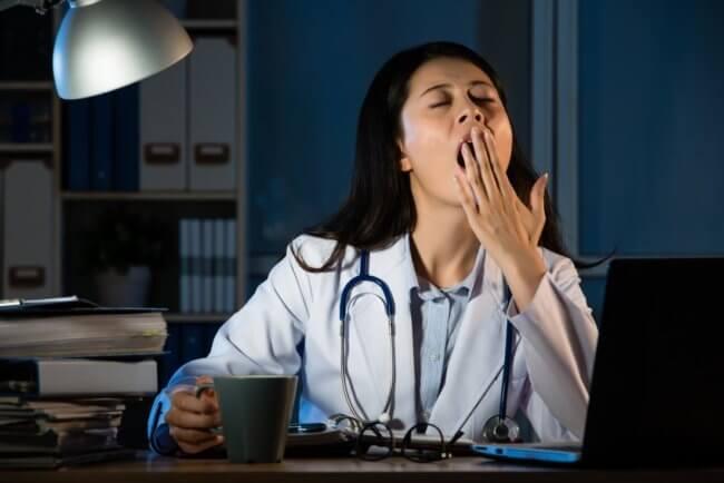 Как работа в ночное время влияет на здоровье? | Hi-News.ru