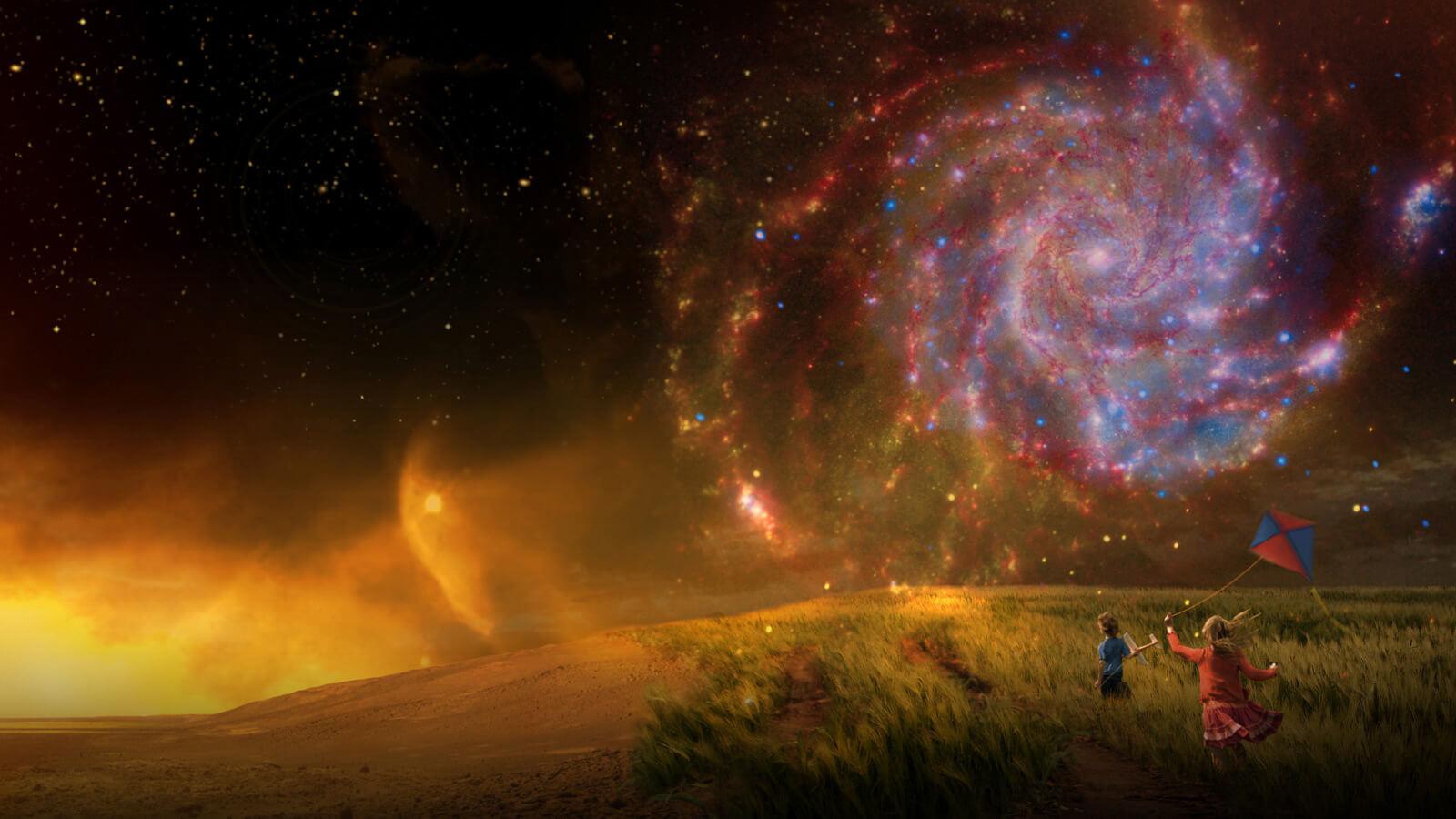 Почему нам нужно выяснить свое место во Вселенной прежде, чем будут найдены жители других планет?