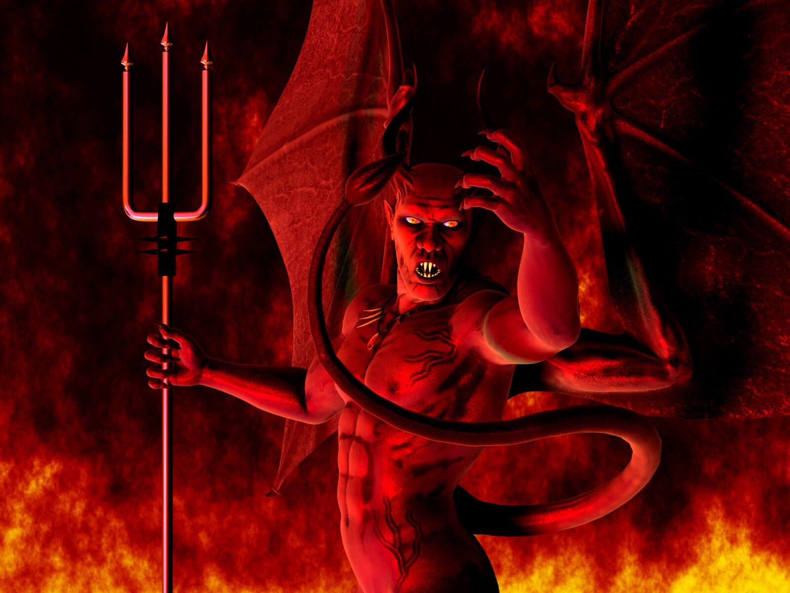 Как вера в сатану оберегала людей от смертельных болезней?