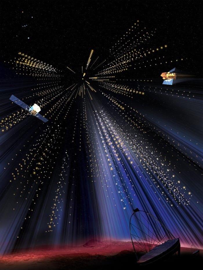 Ученые обнаружили самую яркую вспышку во Вселенной