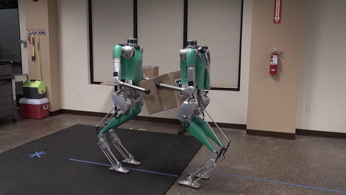 Главный конкурент Boston Dynamics научился работать с другими роботами. Посмотрите сами