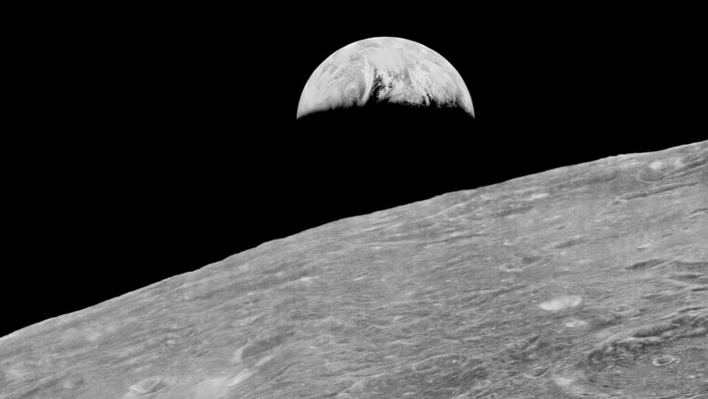 Луна может рассказать о происхождении жизни на Земле