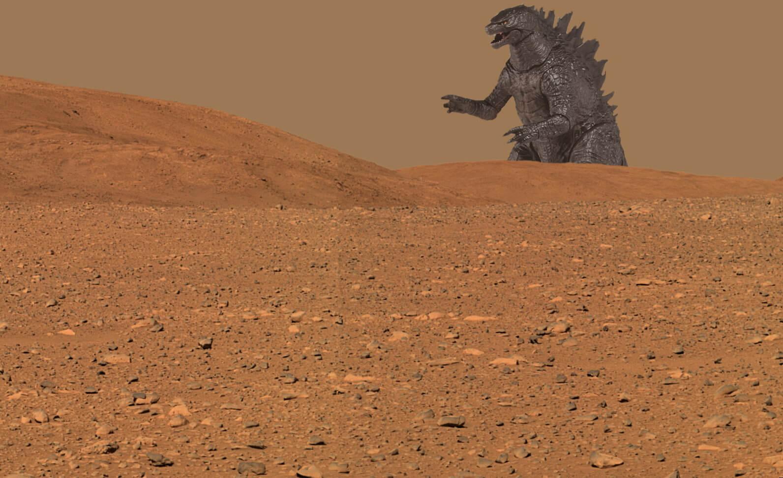 Насколько опасна радиация на Марсе?