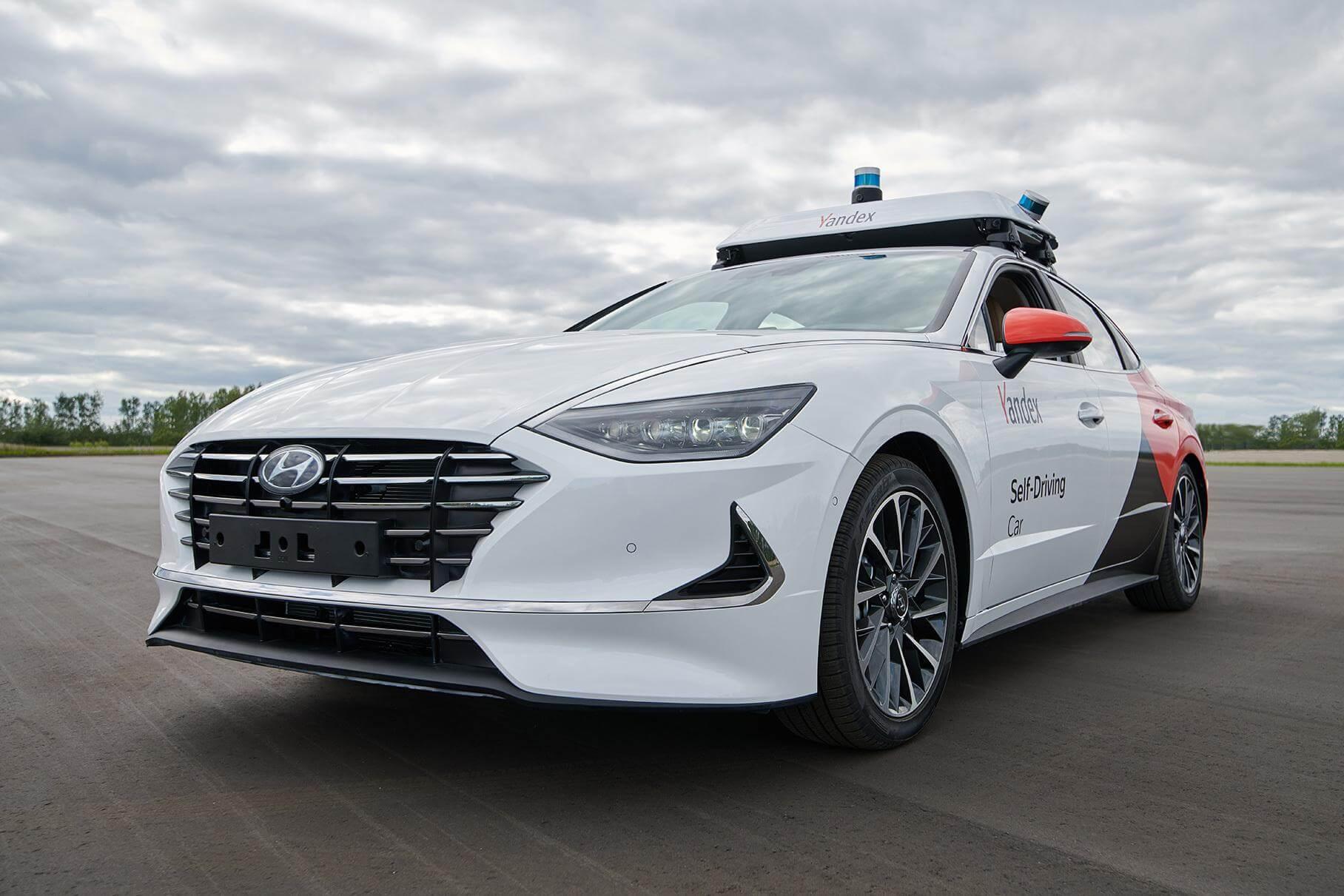 Беспилотные автомобили захватывают мир
