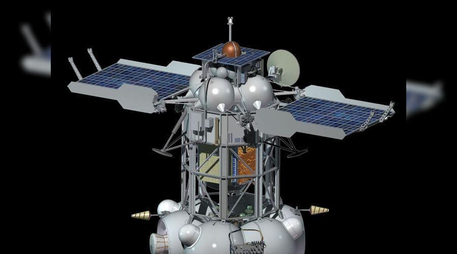 Ржавчина может защитить космические аппараты от радиации