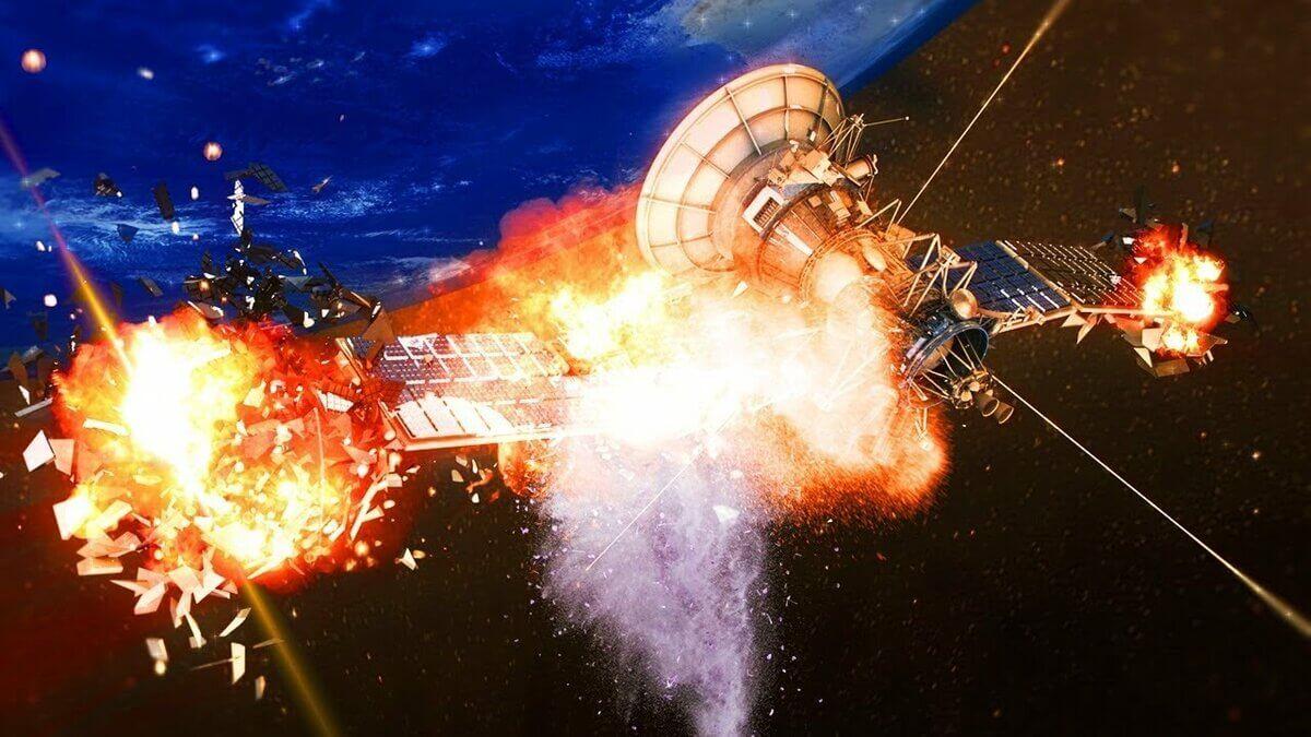 Хакеры могут превратить спутники планеты в оружие