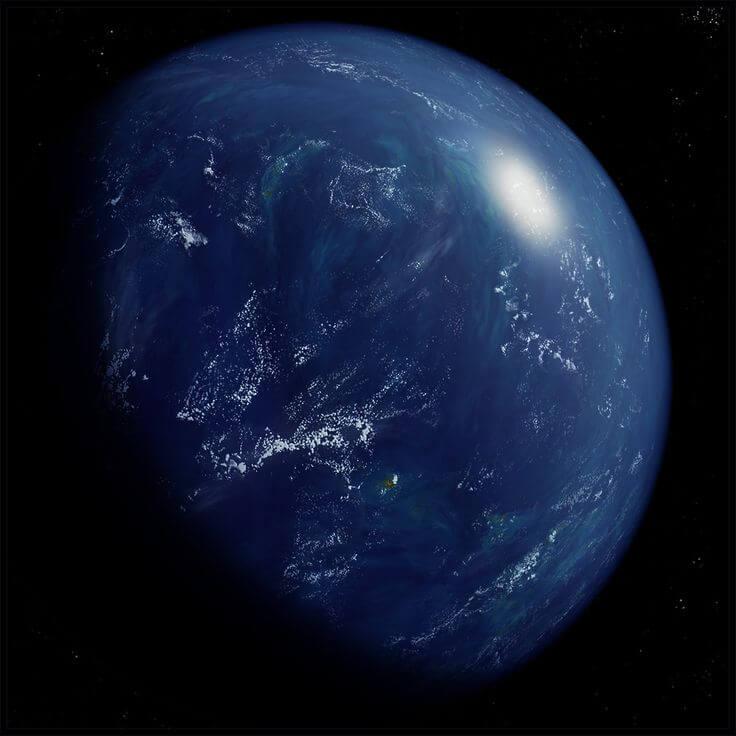 Что, если бы наша планета стала суперземлей?