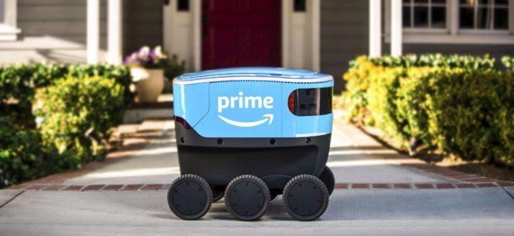 Когда роботы-курьеры заменят живых людей?