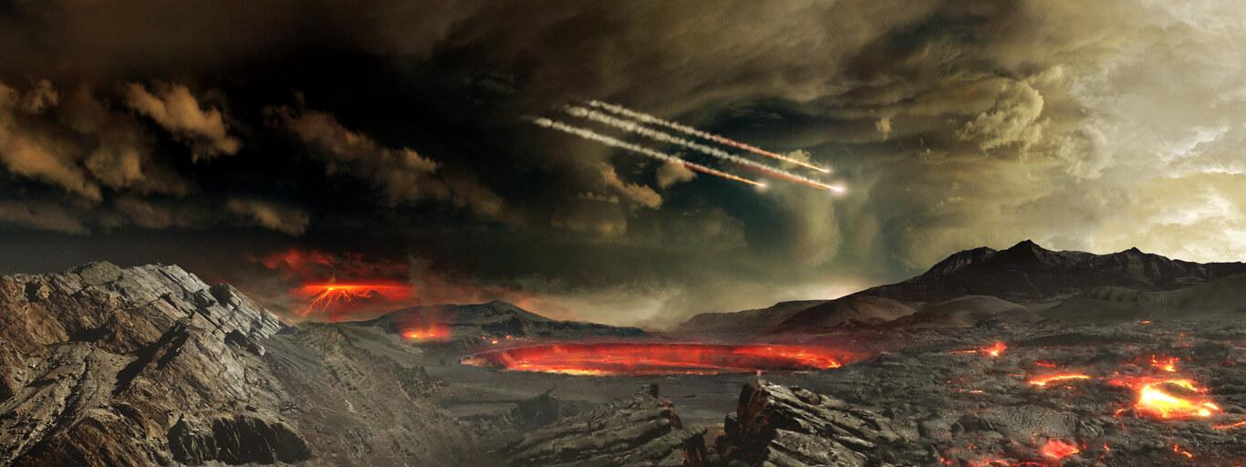 Как возникла жизнь на Земле?