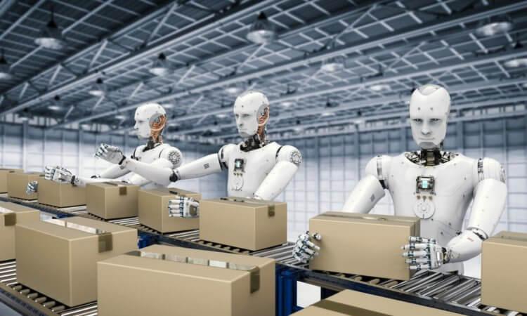 Процесс роботизации во всем мире уже запущен