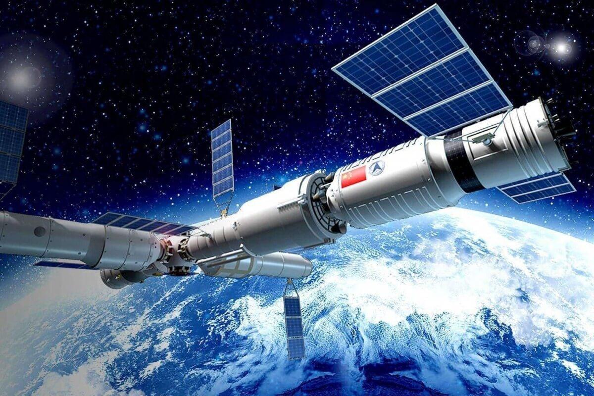МКС больше не нужна? Китай готов к запуску своей космической станции -  Hi-News.ru