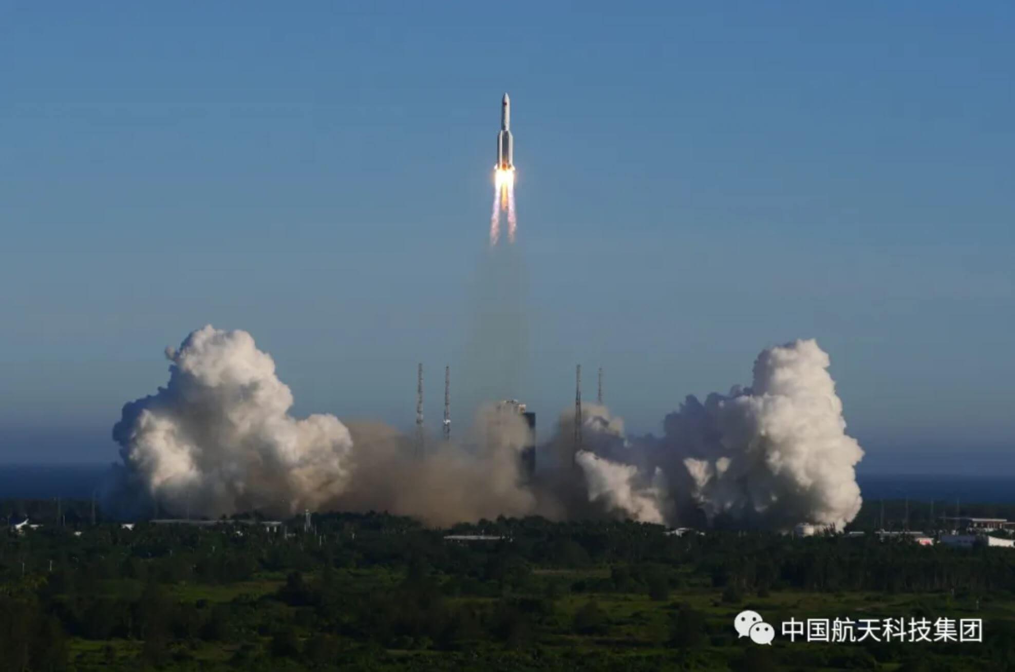 МКС больше не нужна? Китай готов к запуску своей космической станции
