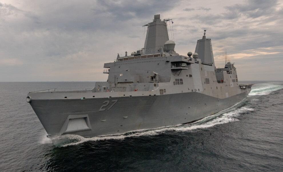 американский корабль уничтожил летательный аппарат помощи мощного лазера
