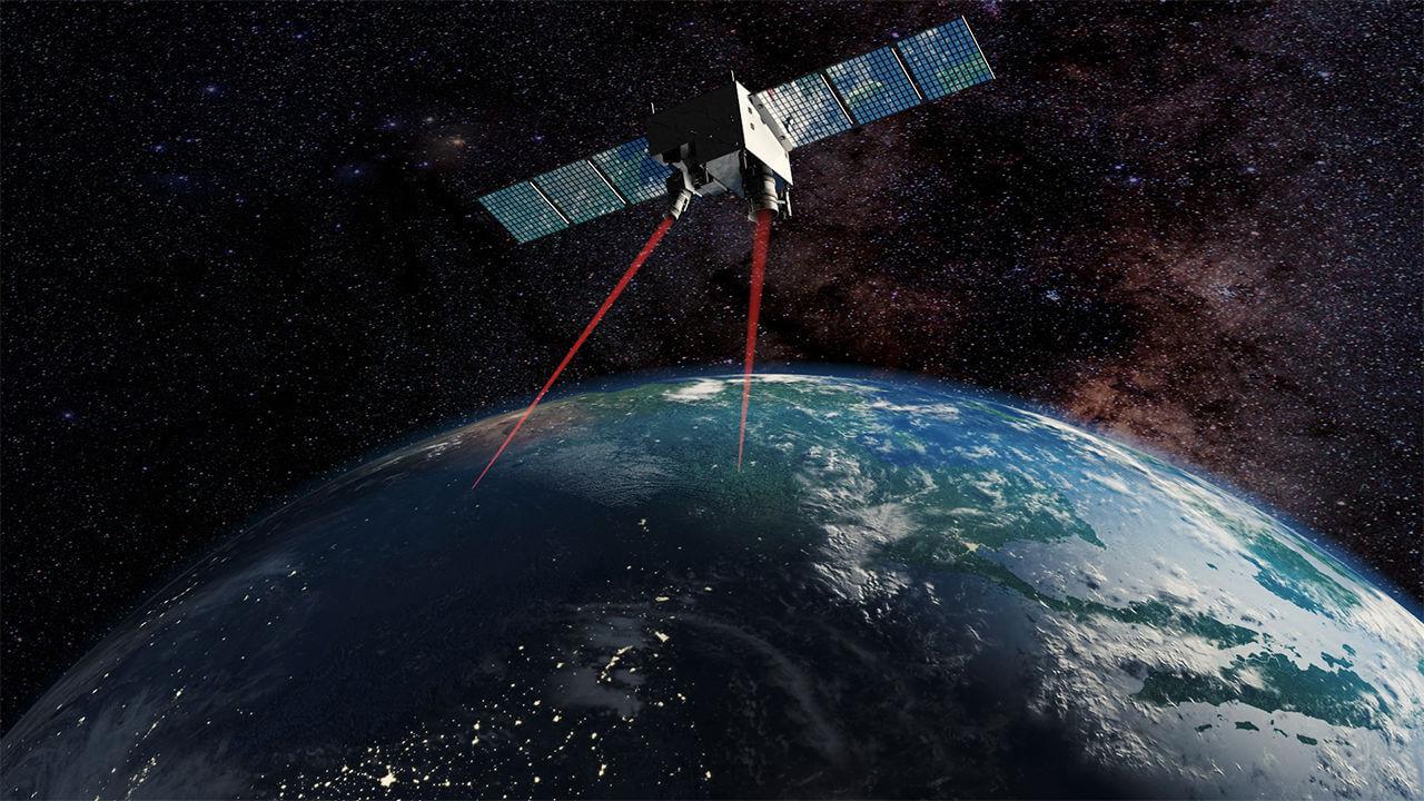 Китай создал квантовый сигнал связи с помощью спутника