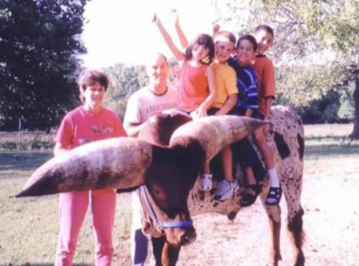 У каких животных самые большие рога в мире?