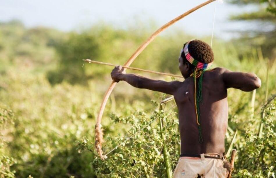 Когда люди начали использовать ядовитые стрелы для охоты?
