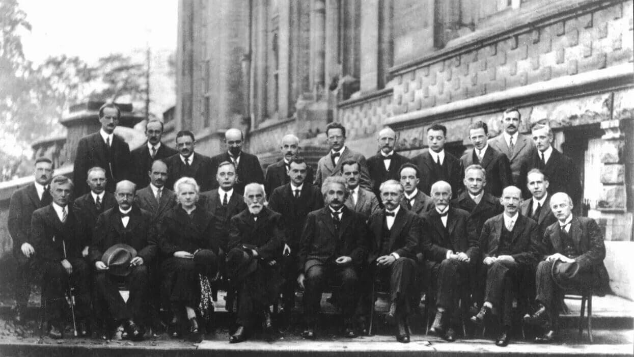 Шкала Ландау – умнейшие физики в истории человечества