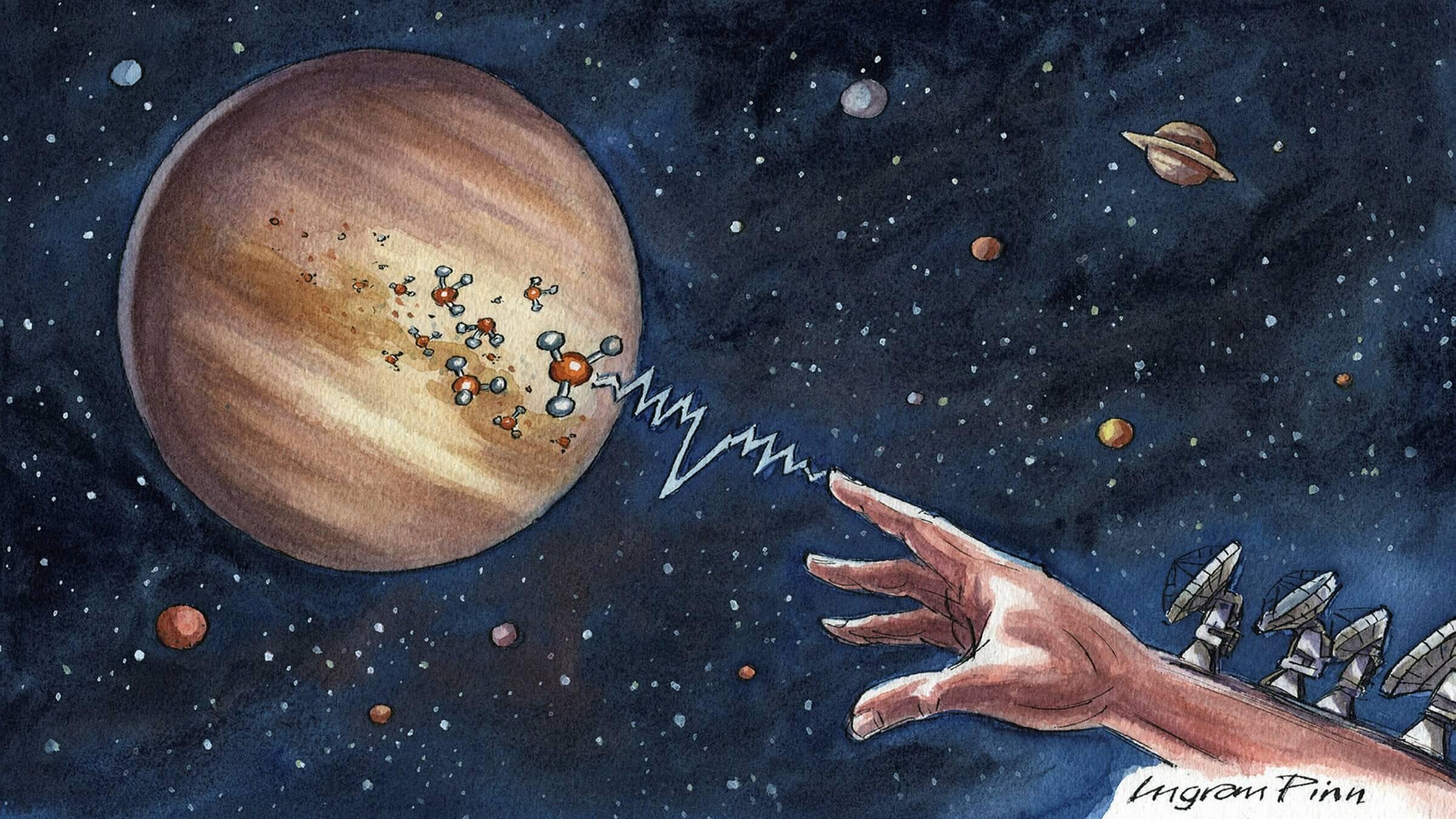 Ученые пытаются понять, как могла появиться жизнь на Венере