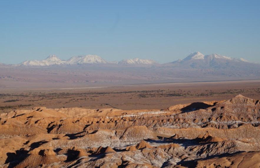 Могут ли ядовитые вещества помешать существованию жизни на Марсе?