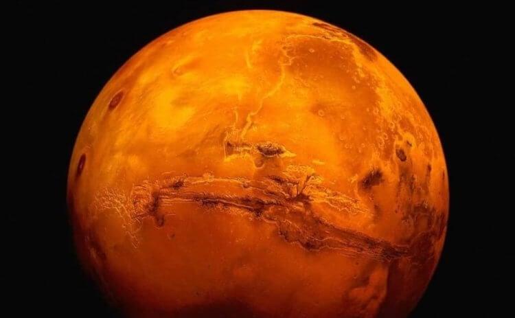 Где и как на Марсе могла возникнуть жизнь?