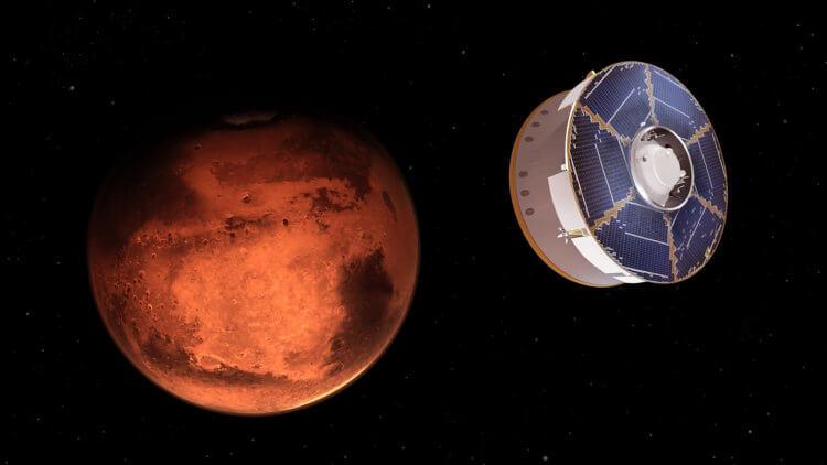 Через два месяца марсоход NASA «Настойчивость» приземлится на Красной планете