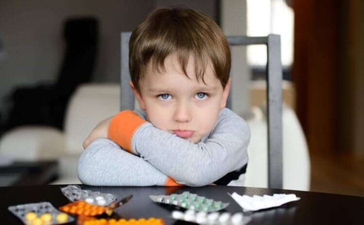 Как антибиотики влияют на развитие детей?