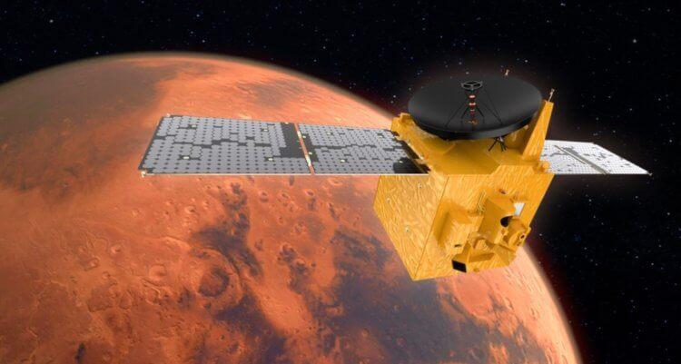 5 интересных фактов об арабской станции Al Amal для изучения Марса