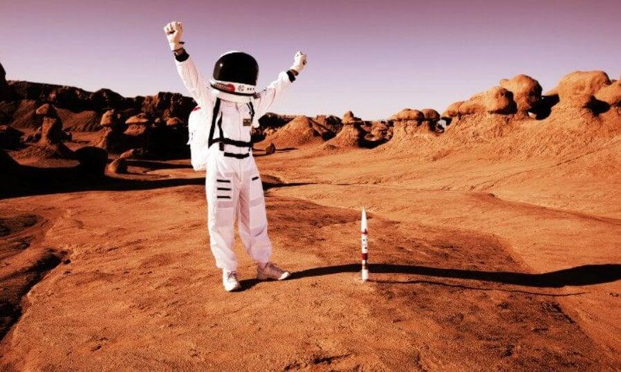 Кто такие цианобактерии и зачем люди возьмут их с собой на Марс?