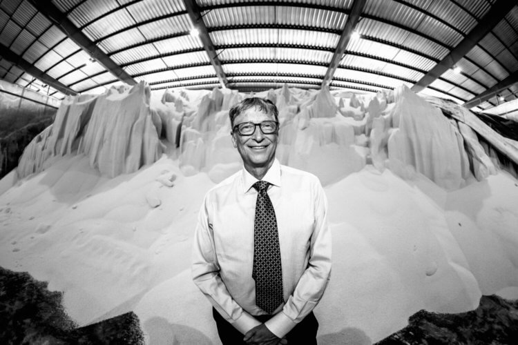 Как Билл Гейтс собирается бороться с пандемией и изменением климата?