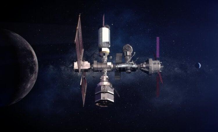 SpaceX поможет NASA построить станцию около Луны. Для чего она нужна?