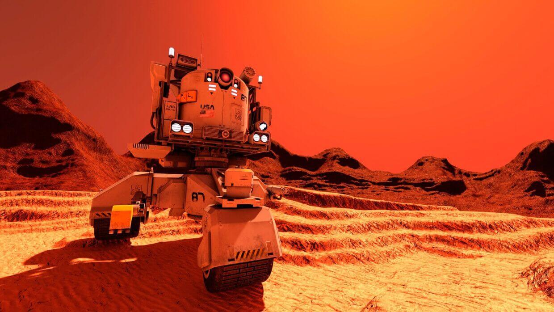 Каким будет путешествие марсохода Perseverance по Красной планете