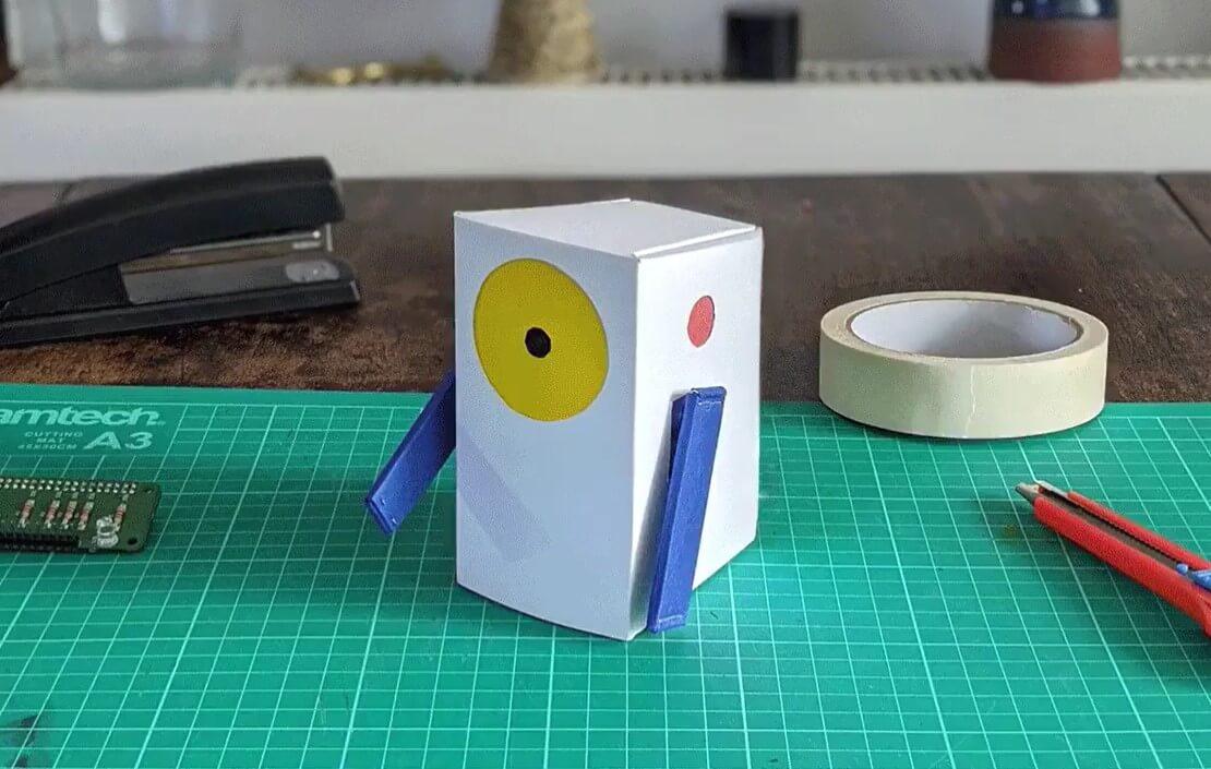 Как сделать робота своими руками в домашних условиях?