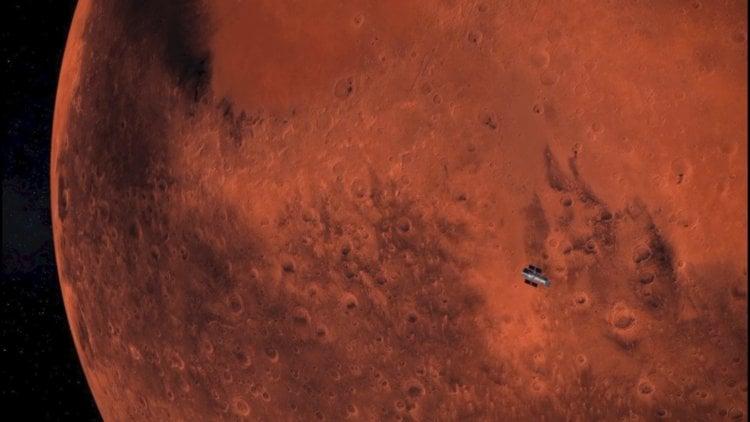Исторический февраль: «Al Amal», «Perseverance» и «Тяньвэнь-1» приближаются к Марсу