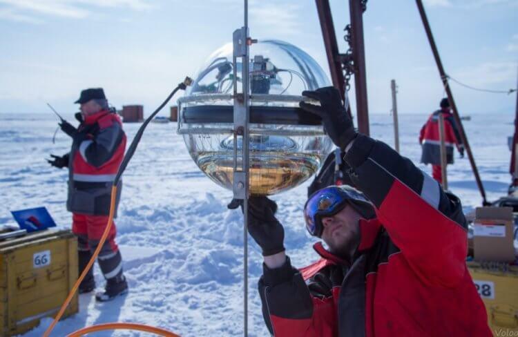 В России создан самый большой нейтринный телескоп. Что это и для чего он нужен?