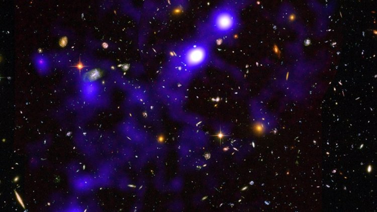 В космической паутине обнаружены миллиарды карликовых галактик