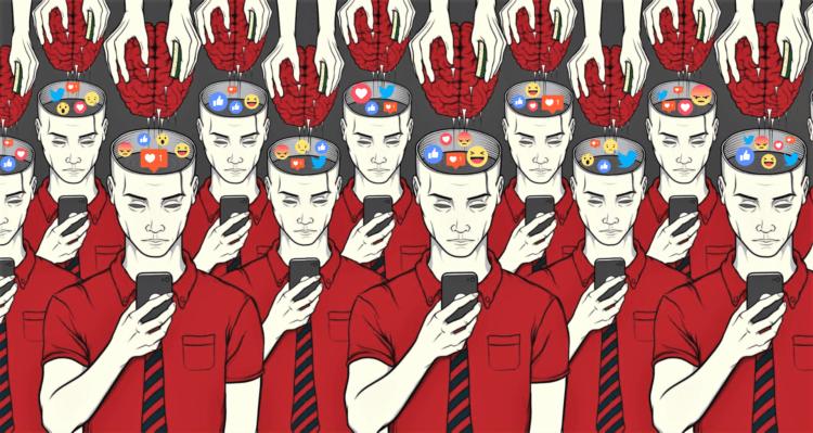 Отношение людей к социальным сетям оказалось похоже на поведение животных