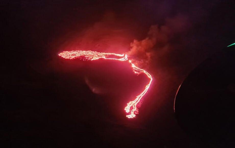 Извержение вулкана Фаградалсфьяль: все, что нужно знать
