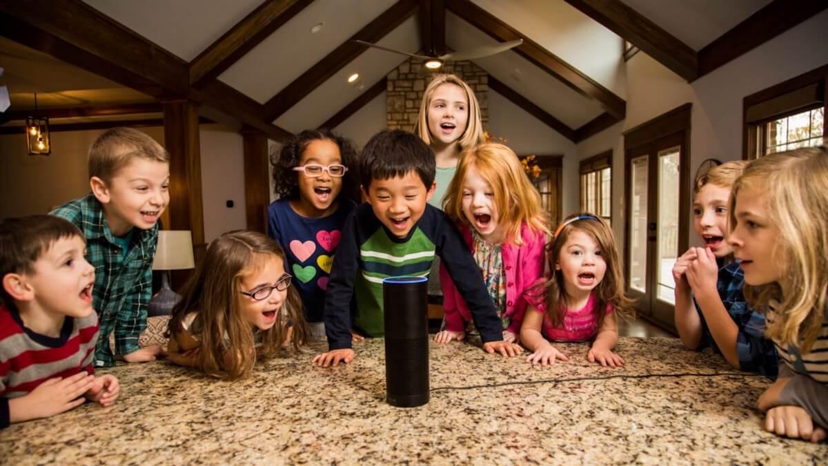 Почему дети воспринимают голосовых помощников как живых существ