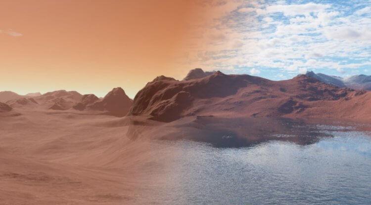 Куда исчезла вода на Марсе? Марсоходы могут ответить на этот вопрос