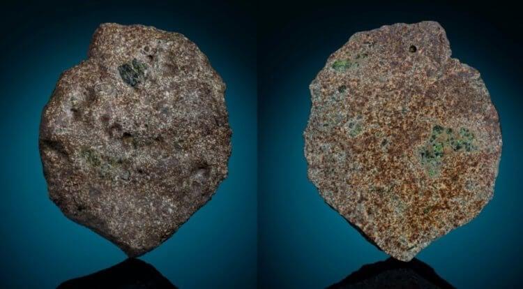 В Африке найден метеорит, который старше Земли. Это часть неродившейся планеты