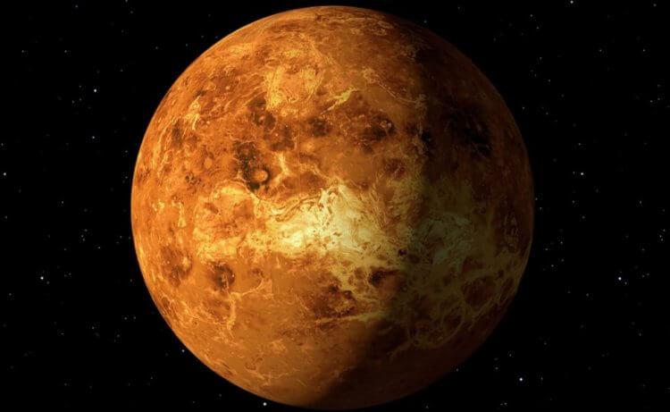 Россия разрабатывает космический аппарат для изучения Венеры. Впервые за 50 лет