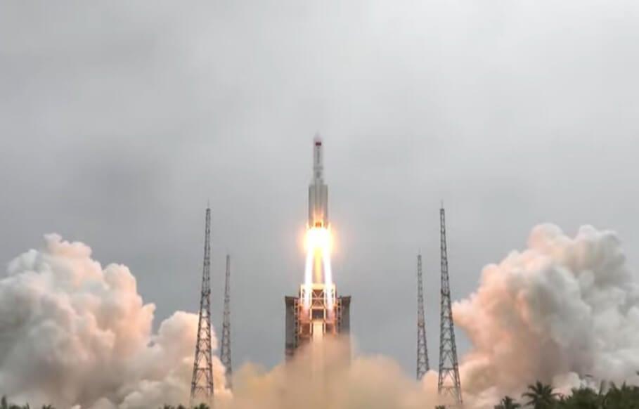 Китай начал строительство своей космической станции. Из чего она состоит и для чего нужна
