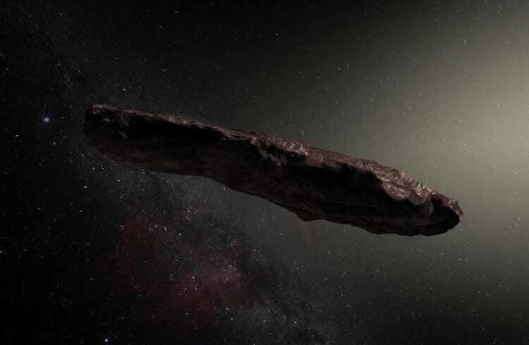 Астероид Оумуамуа точно не инопланетный корабль. И вот почему