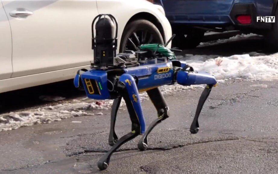 Как обезвредить робота-собаку Spot, если он на вас напал