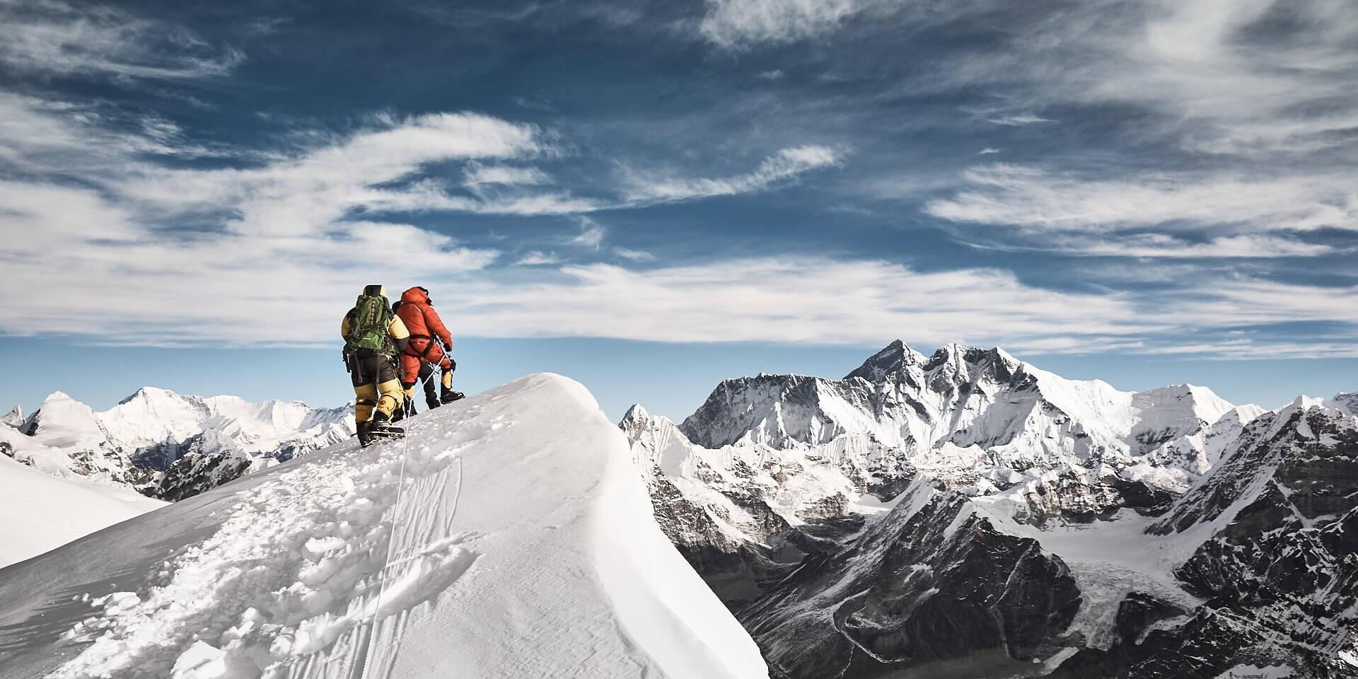 Покорить Эверест: как попасть на самую высокую точку планеты