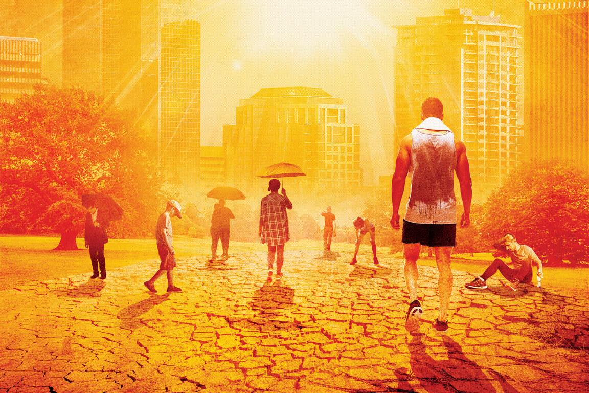 Наше жаркое будущее: чем рост температур чреват для здоровья?