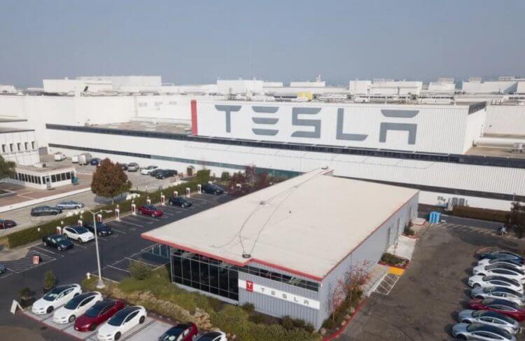 Илон Маск хочет открыть магазин автомобилей Tesla в России - Hi-News.ru