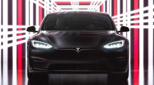 Илон Маск представил электромобиль Model S Plaid. Чем он лучше оригинала?